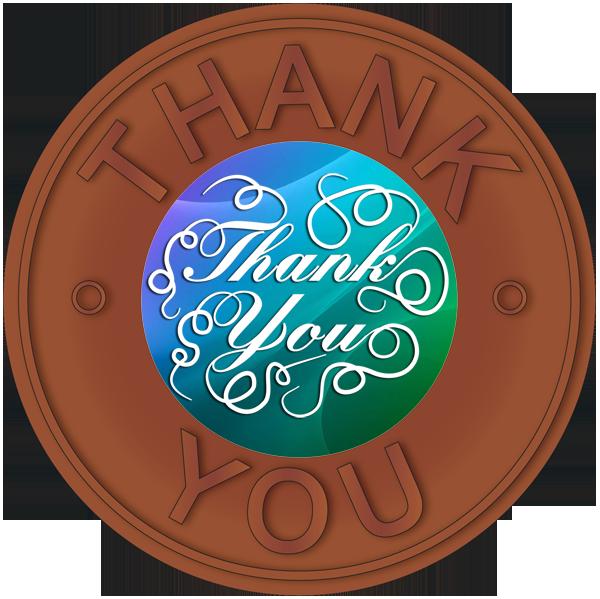 Thank You Disc
