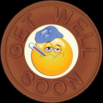 Get Well Disc