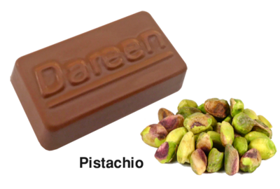 ​Dareen Hand Made Belgian Chocolate with Pistachio​ Cream