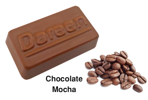 Dareen Hand Made Belgian Chocolate with Mocha