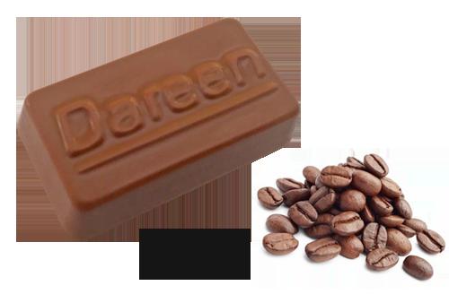 Dareen Hand Made Belgian Chocolate with Mocha