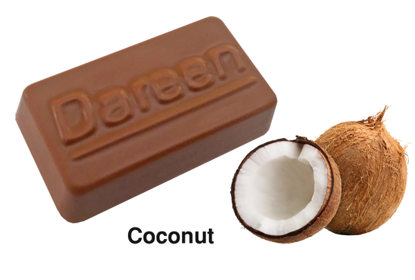 Dareen Hand Made Belgian Chocolate with Coconut Cream
