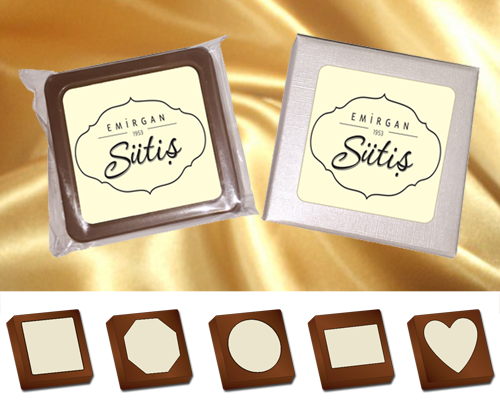 Personalised Printed Promotional Chocolate Favours