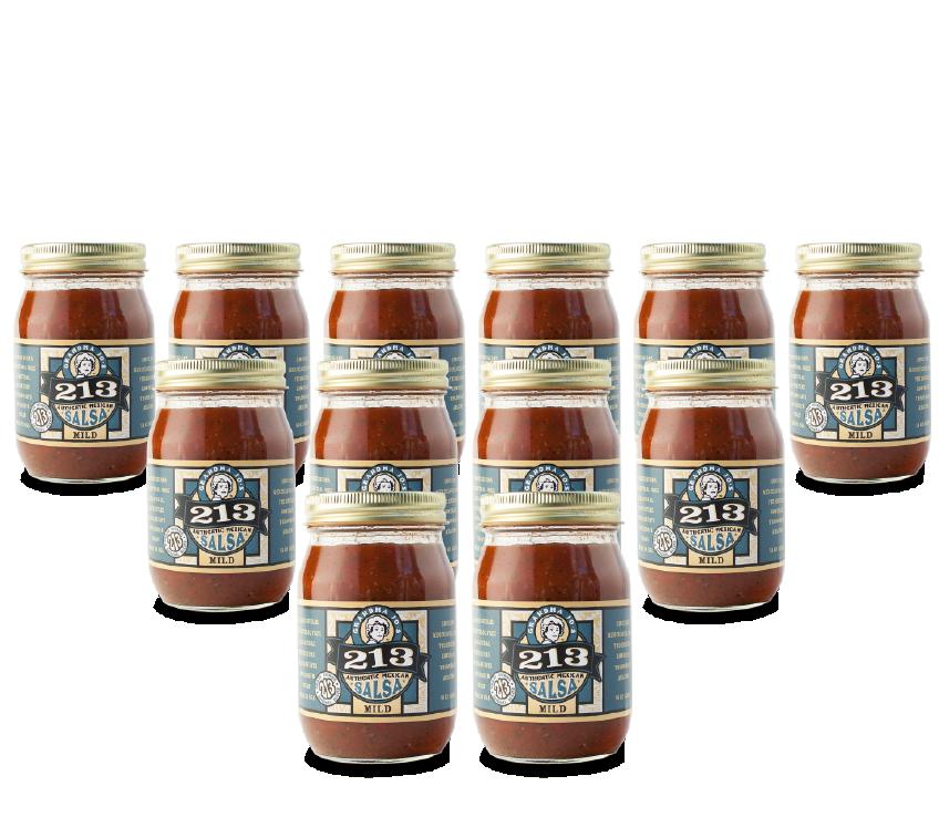 Mild Salsa - 12 Pack