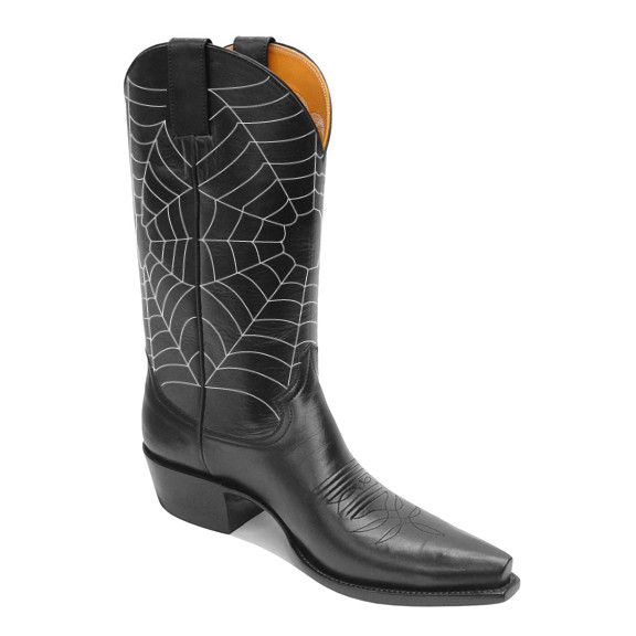 Spider Web Everyday Cowboy Boots