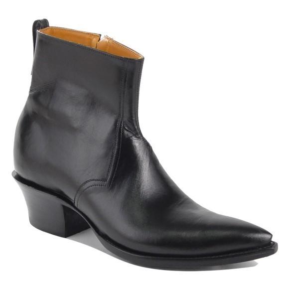 Union Jack Jodhpur Ankle Boots