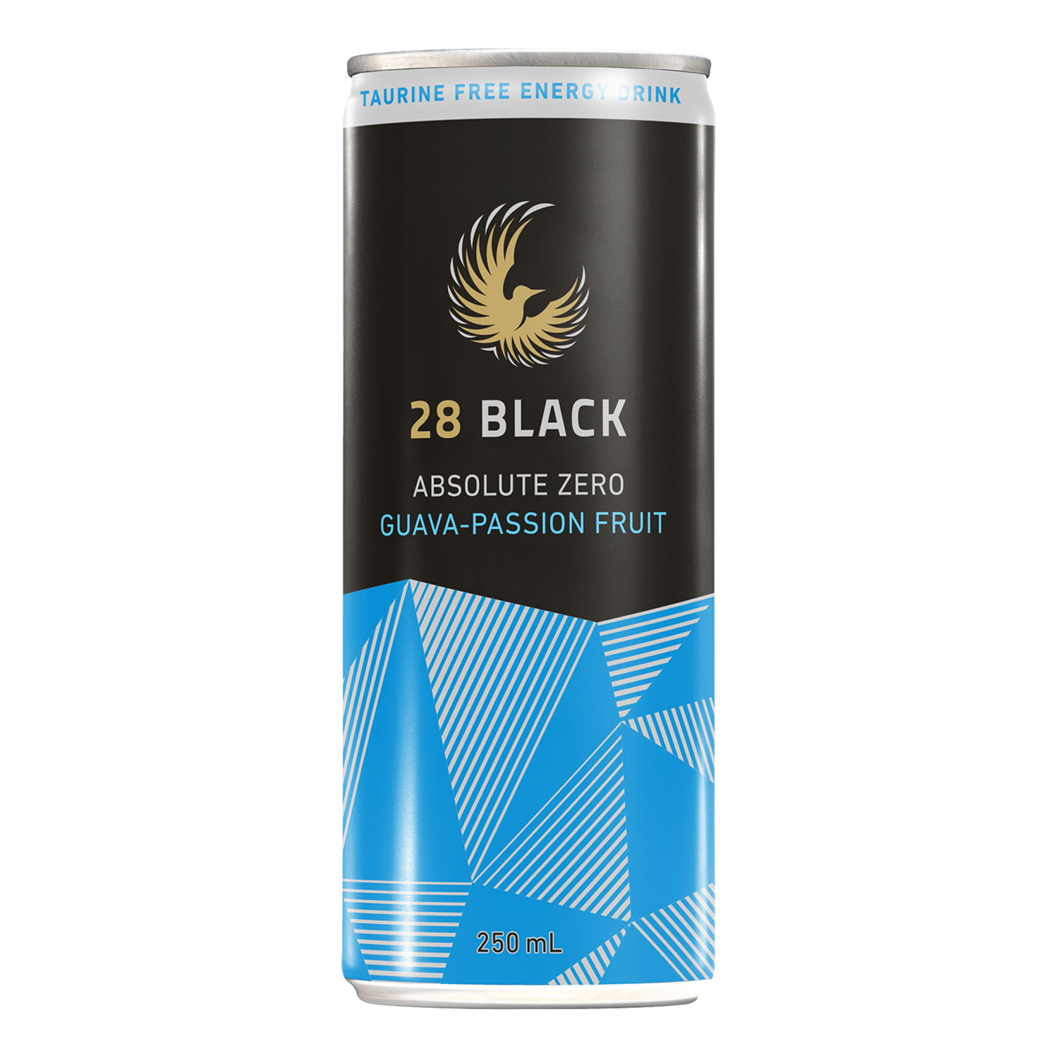 28 BLACK Absolute Zero Guava-Passion Fruit – Tray of 24 cans