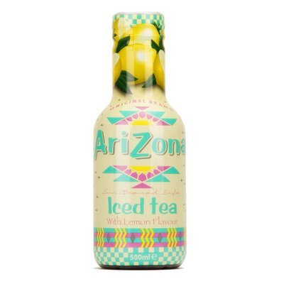 Arizona Iced Tea Lemon – Tray of 12 Bottles