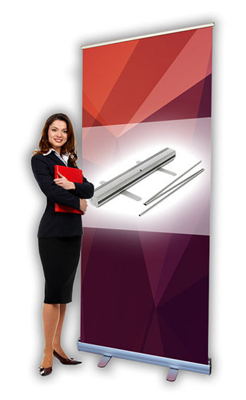 Pull-up Banner, Eco.  As low as $97.90.