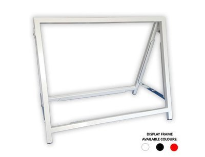 Insertable A-frame Display (printed panels not included)