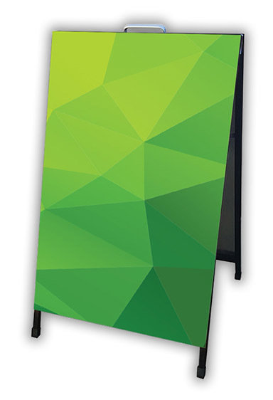 Large A-Frame Sign.  As low as $141.90