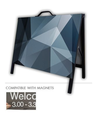 Magnetic A-Frame, as low as $130.90.