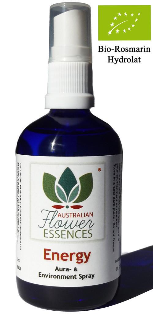 Energy Umwelt- / Auraspray 100 ml Australische Blütenessenzen