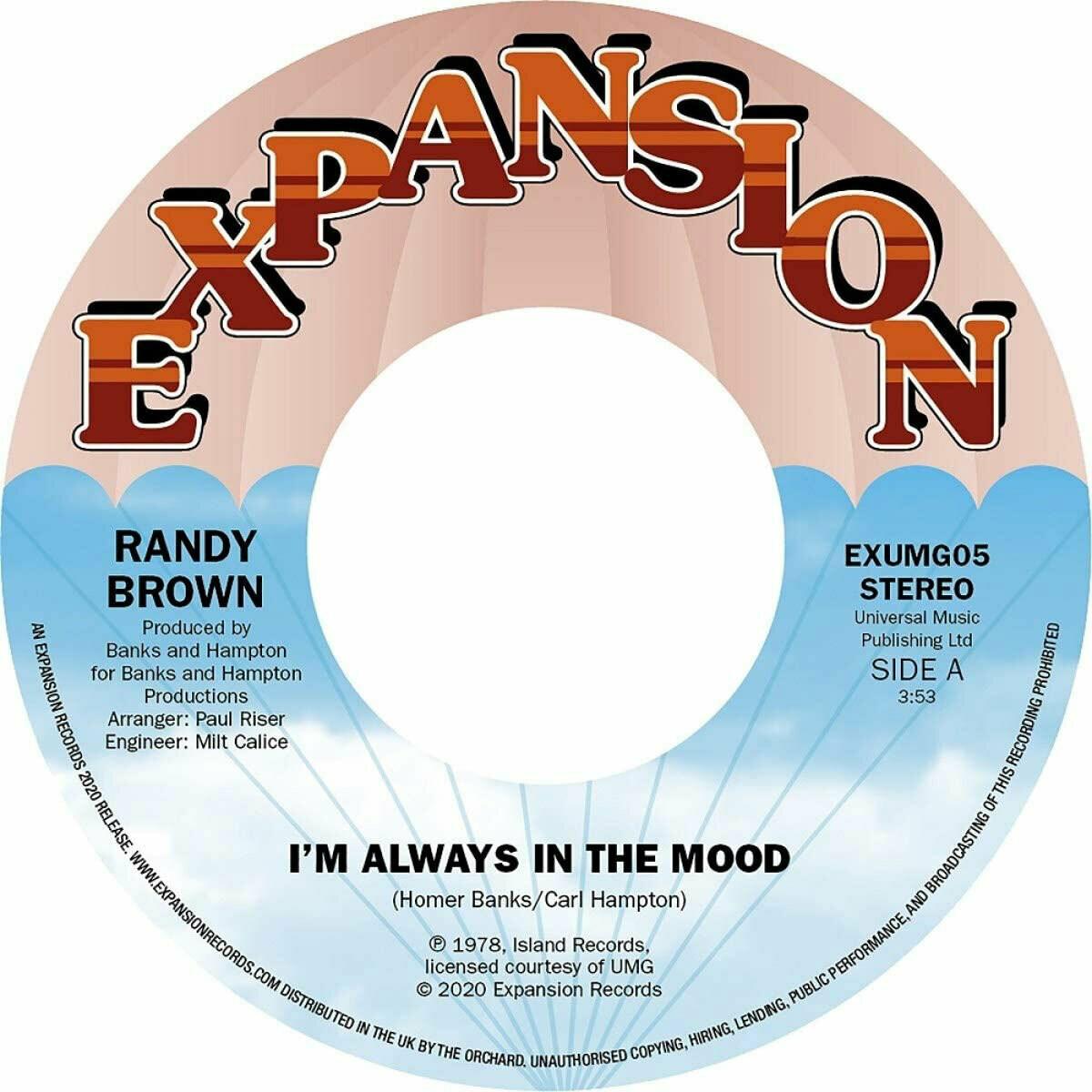 Randy Brown (45)