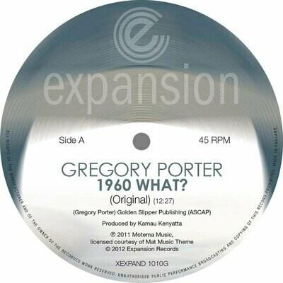 Gregory Porter (12-inch)