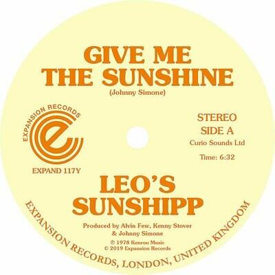 Leo's Sunshine (12-inch)