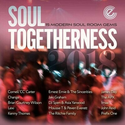Soul Togetherness 2018 (2LP)