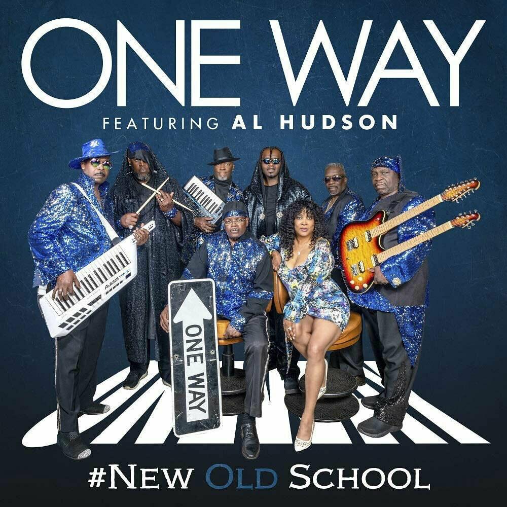 One Way featuring Al Hudson (CD)