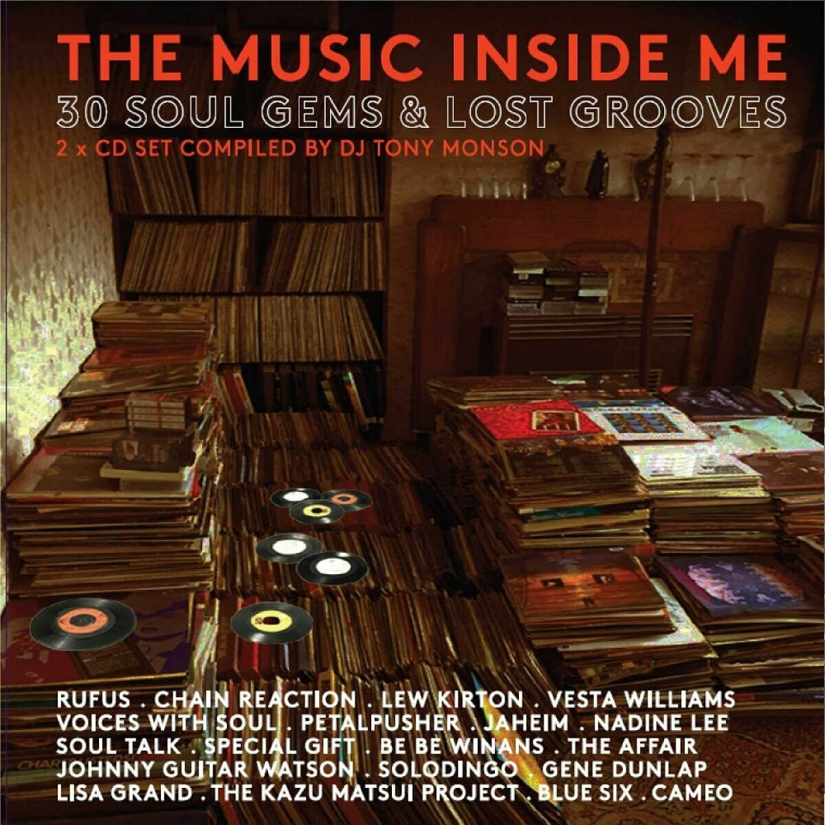 The Music Inside Me (2CD)