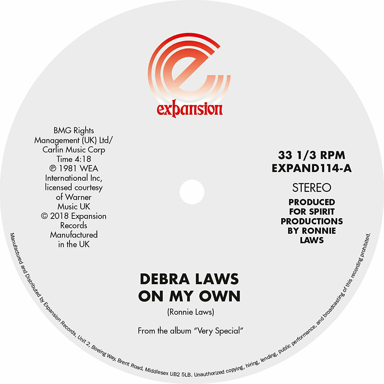 Debra Laws (12-inch)