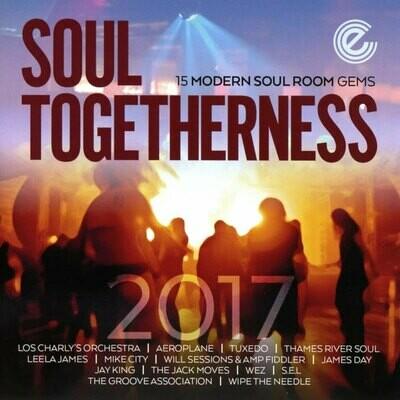 Soul Togetherness 2017 (CD)