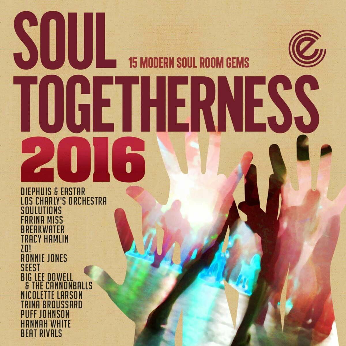 Soul Togetherness 2016 (CD)