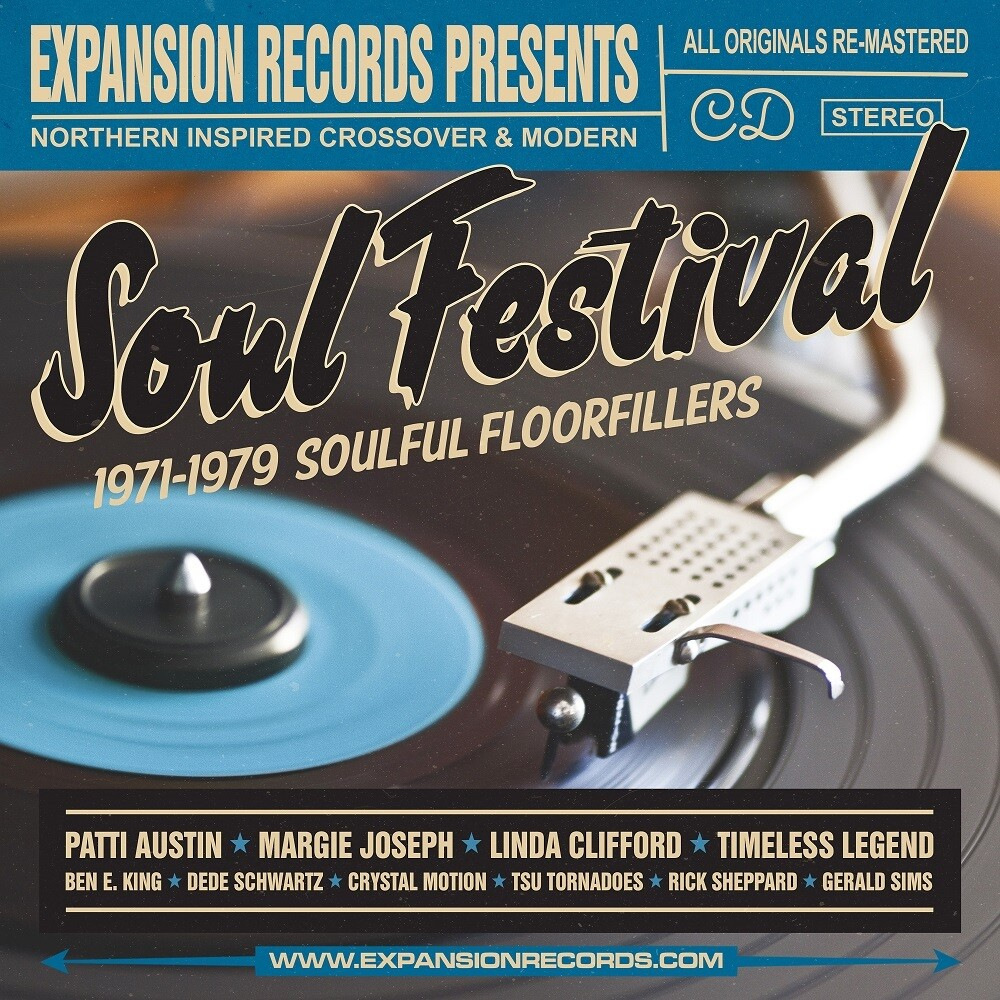 Soul Festival (LP)