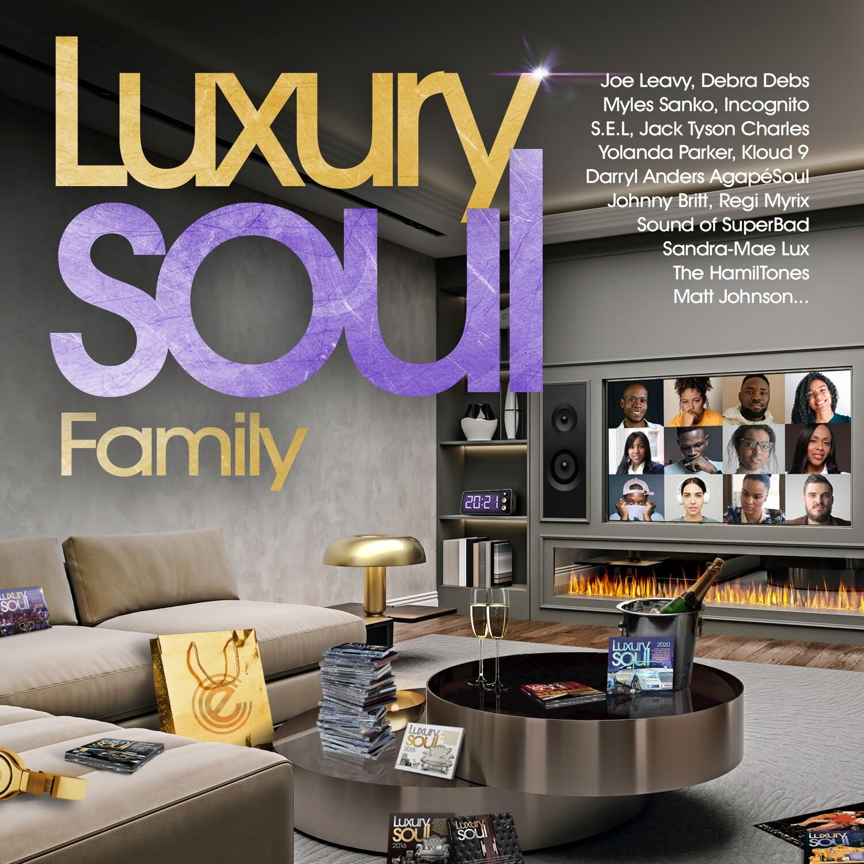 Luxury Soul Family (3CD)