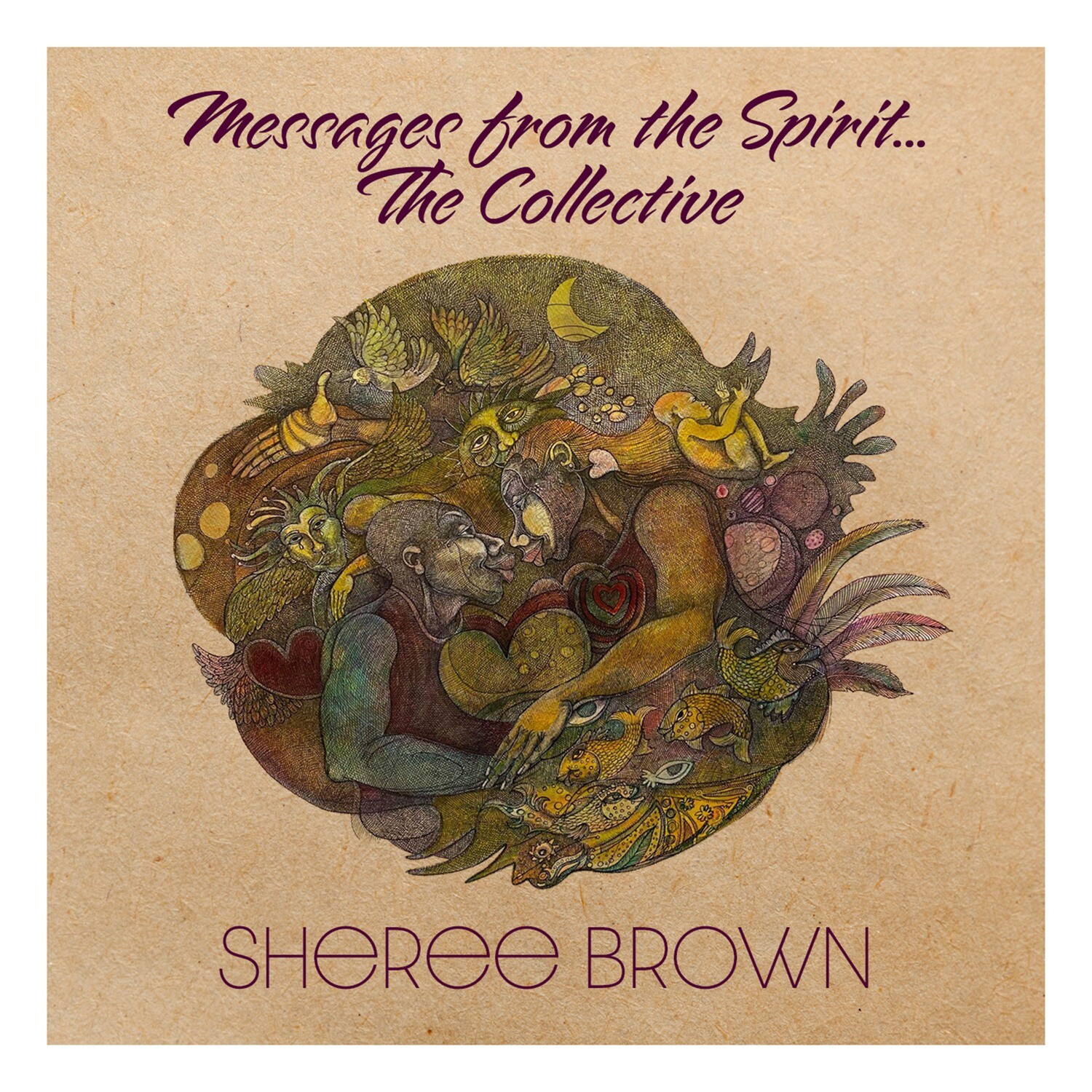 Sheree Brown (CD)