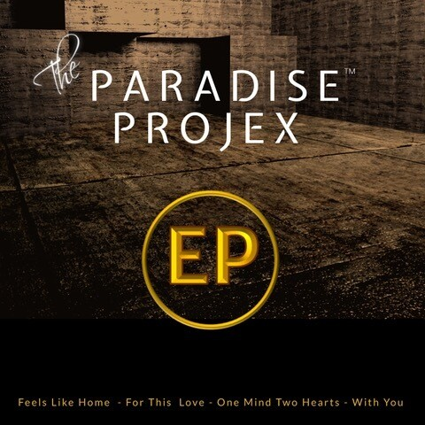 "The Paradise Projex (4 track vinyl 12"" EP)"