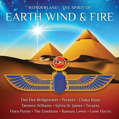 Wonderland - The Sprit of Earth Wind & Fire (CD)