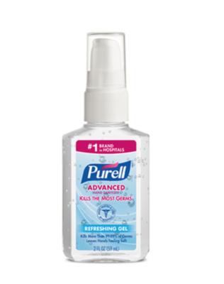 美國Purell 酒精搓手液