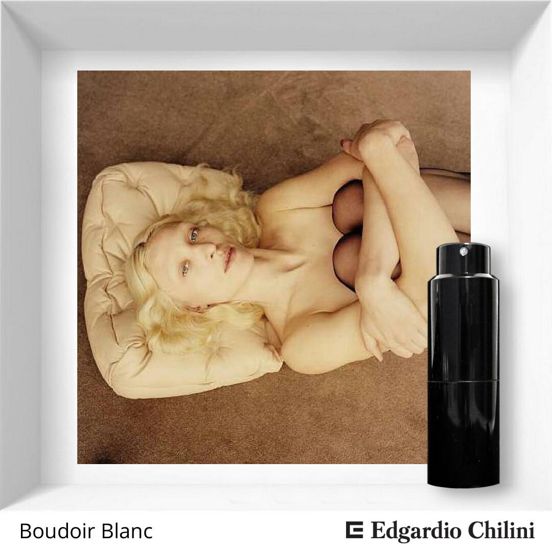 Цветочный пионовый аромат Boudoir Blanc Edgardio Chilini