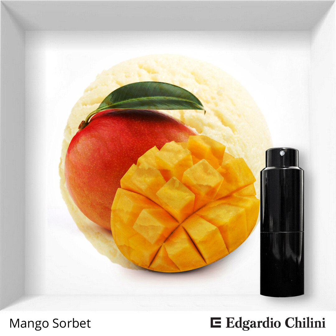 Edgardio Chilini Mango Sorbet