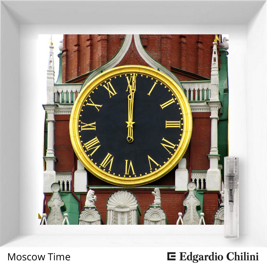 Edgardio Chilini Moscow Time sample