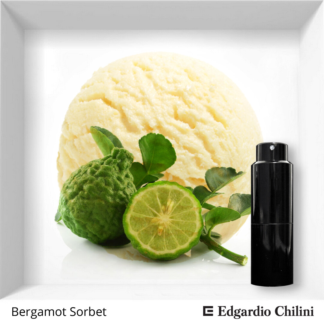 Edgardio Chilini, Bergamot Sorbet, citrus fresh fragrance