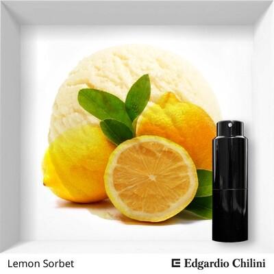Edgardio Chilini Lemon Sorbet