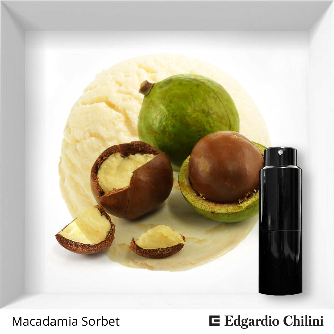 Ореховый аромат Macadamia​ Sorbet, Edgardio Chilini
