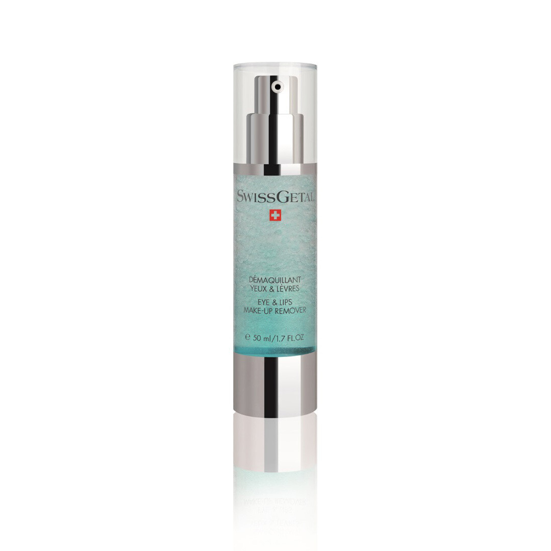 SwissGetal​ Eye and Lips Make-Up Remover