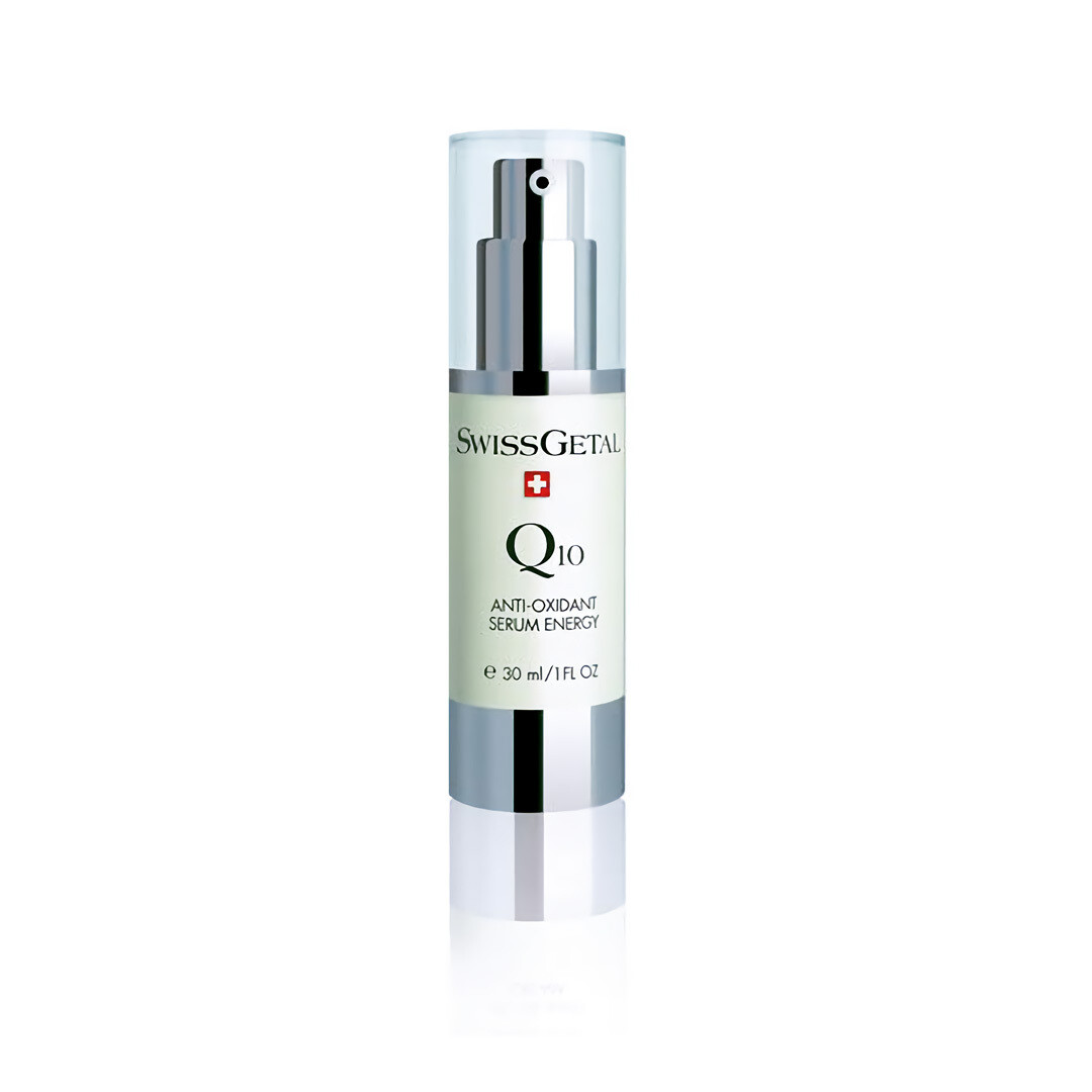 Тонизирующая сыворотка с антиоксидантом Q10 CoEnzym Q10 Anti-Oxidant Serum Energy, SwissGetal, 30 ml