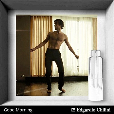Edgardio Chilini, Good Morning, an invigorating citrus fragrance