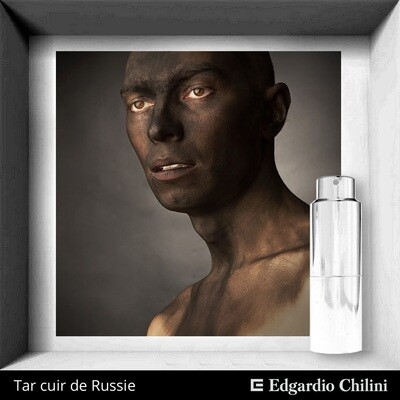 Tar Cuir de Russie, Edgardio Chilini, tar leather fragrance