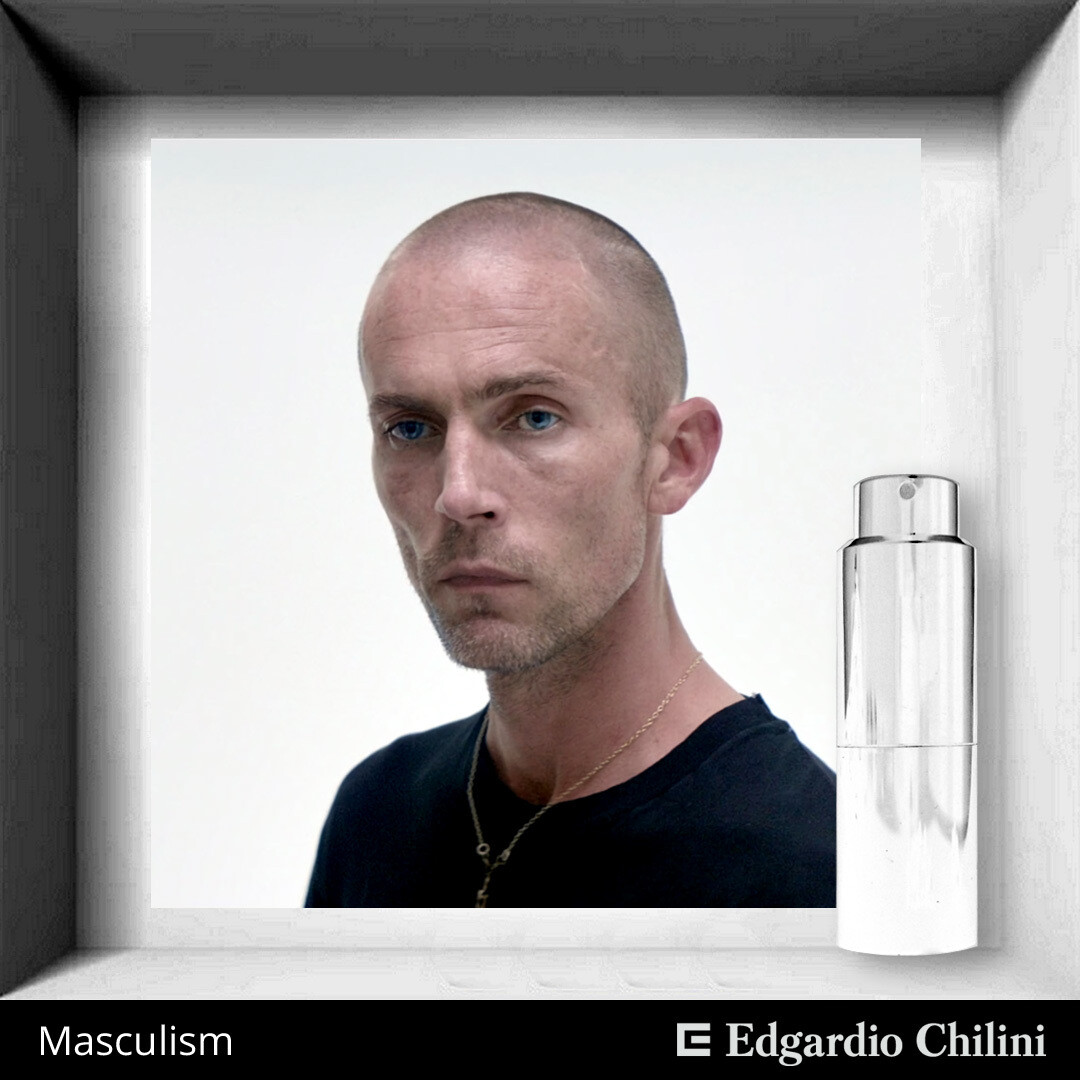 Edgardio Chilini, Masculism, woody special fragrance