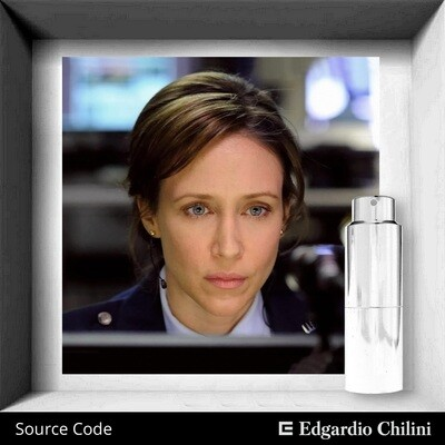 Source Code, Edgardio Chilini, an intriguing unexpected fragrance