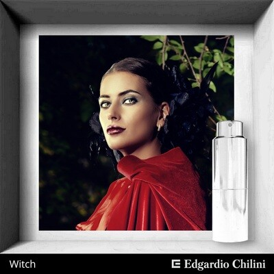 Edgardio Chilini, Witch, soft warm spicy fragrance