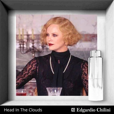 Edgardio Chilini, Head In The Clouds. Gilda, floral aldehyde fragrance