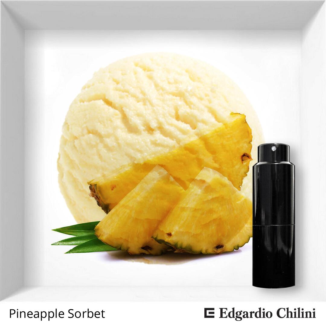Edgardio Chilini Pineapple Sorbet