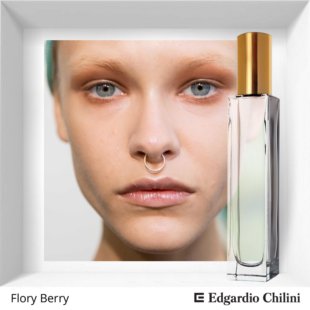 Edgardio Chilini, Flory Berry, sweet fruity fragrance