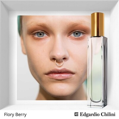 Edgardio Chilini, Flory Berry, sweet fruity fragrance