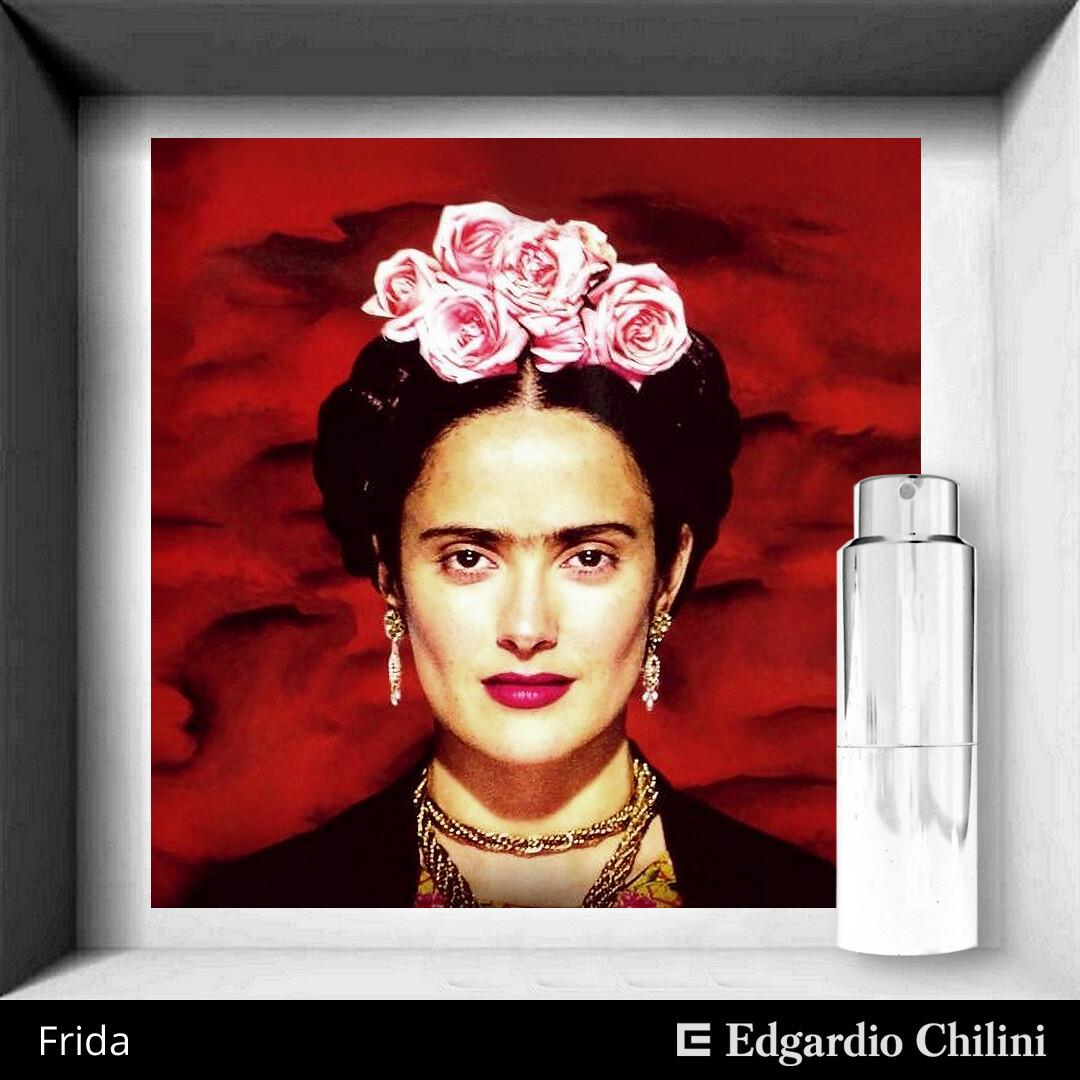 Edgardio Chilini, Frida, flower fragrance